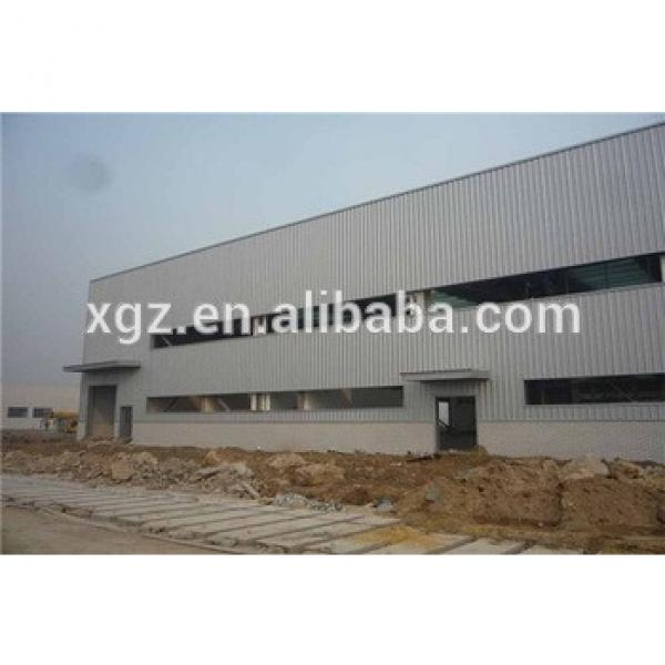 multipurpose industry prefabricated the cost of building hangar #1 image