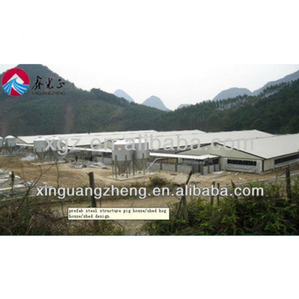 china prefabricated barn #1 image
