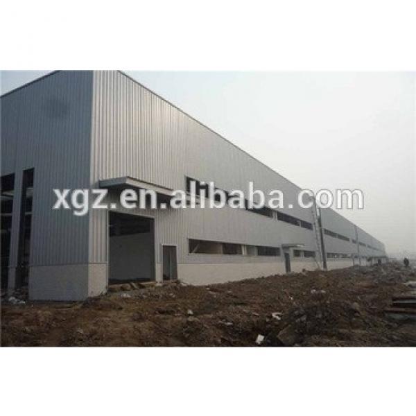 economic steel structure prefabircated steel buildings #1 image