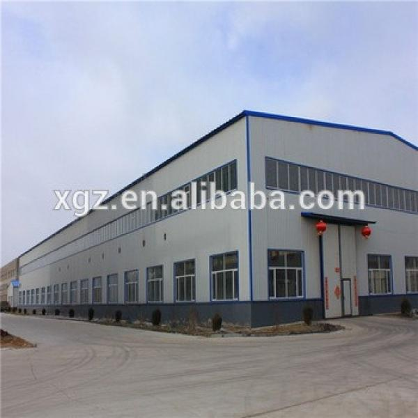 professional metal building sandwich panel shed #1 image