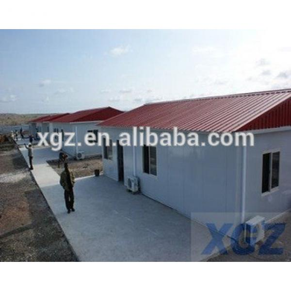 Cheap steel structure prefabricated prefab house/home #1 image