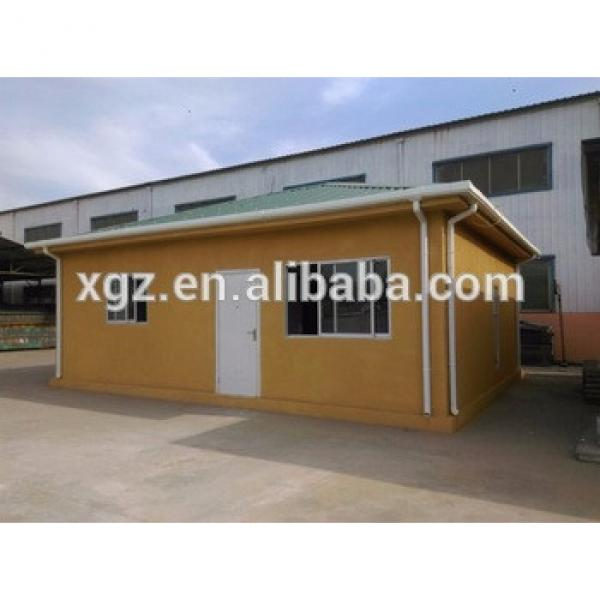 custom made light steel frame prefab house #1 image