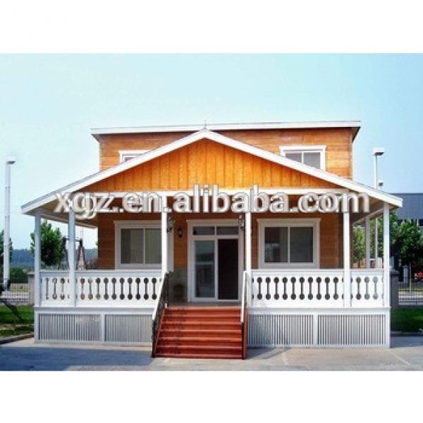 practical economic flatpack prefab house #1 image
