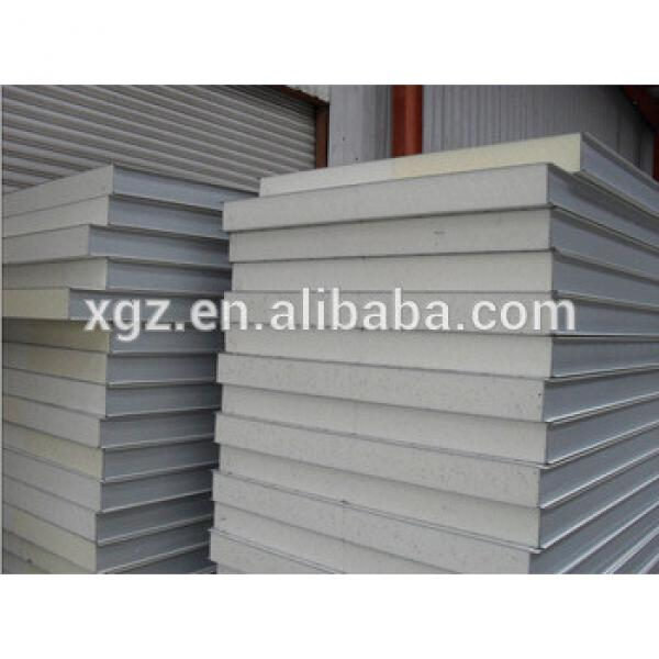 EPS sandwich panel for prefab house/ceiling/wall panel #1 image