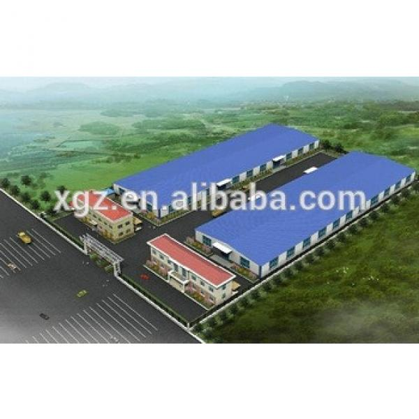 insulated steel frame prefabricated house #1 image