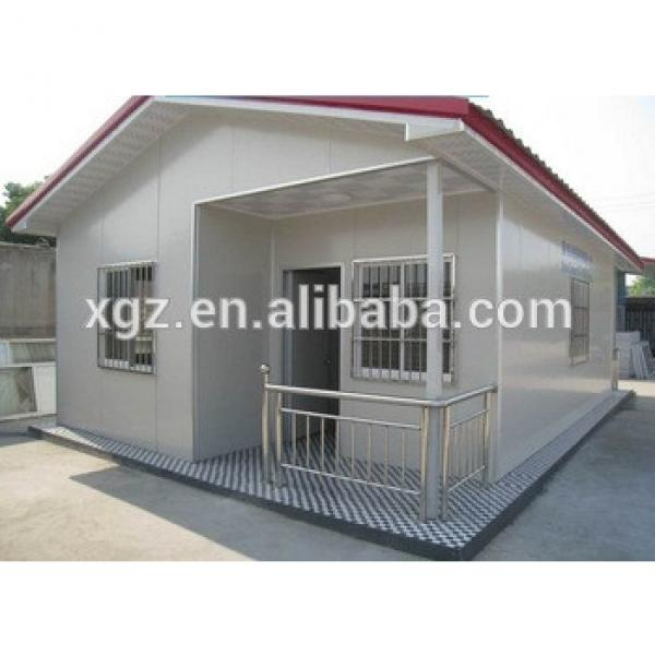 Steel Structure Prefabricated Movable House with CE #1 image