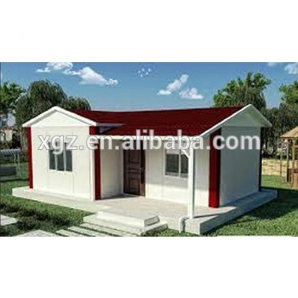 lower cost sandwich panel prefabricated house #1 image