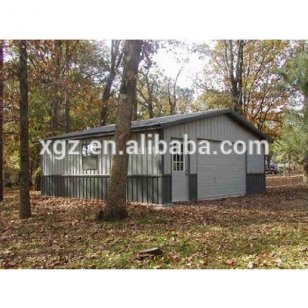 Modern Style Steel Prefabricated House For Sale #1 image