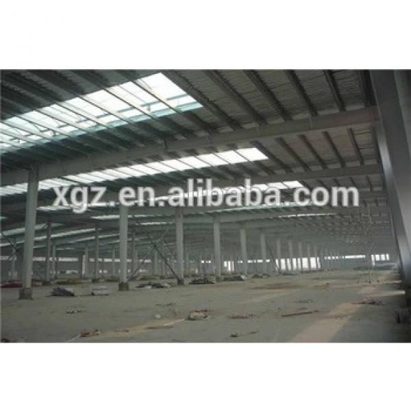 steel structural framework bolted connection prefabricate steel building #1 image