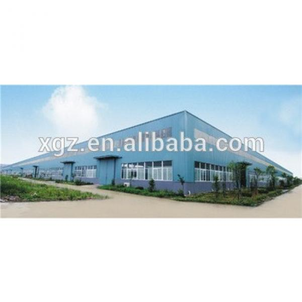 qualified easy assembly light steel frame structure #1 image