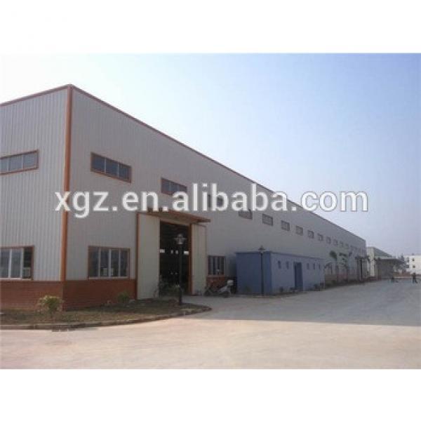 multifunctional with mezzanin prefabricated hall #1 image