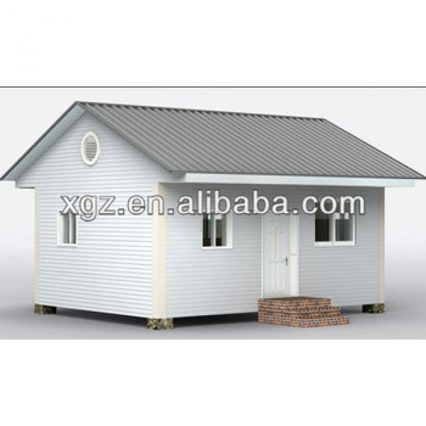 good quality of prefab house, good design, low cost #1 image