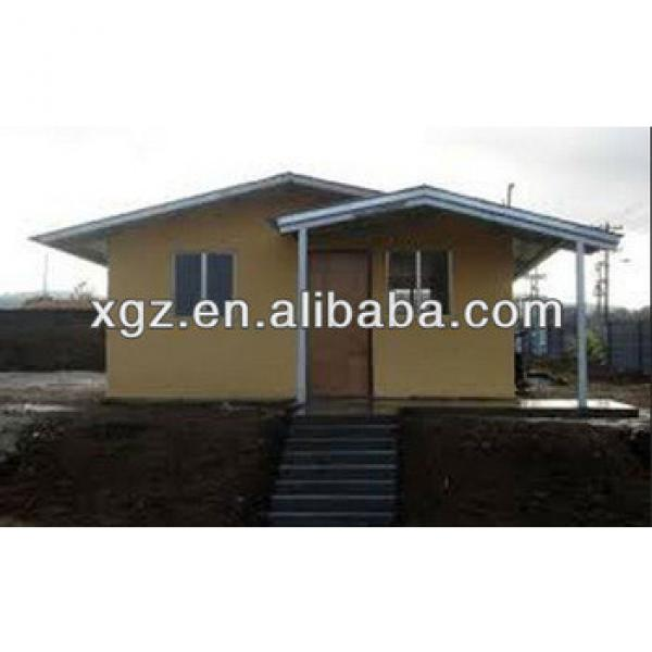 movable family prefab house #1 image
