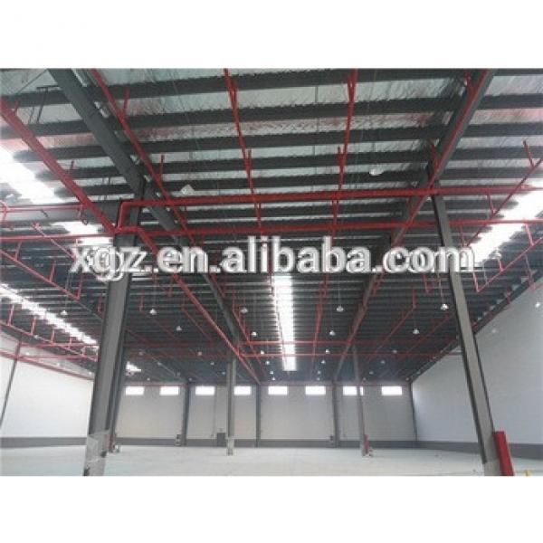 multifunctional steel structure prefabricated steel barn #1 image