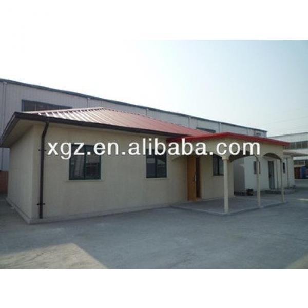 XGZ prefabricated steel frame house #1 image