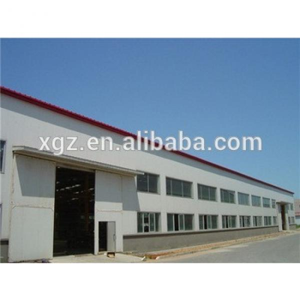 light two story Steel Prefabricated Building #1 image
