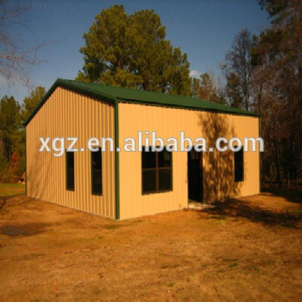 Prefab Modular Steel Structure House with CE Certification #1 image