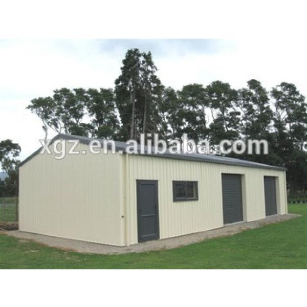 Prefabricated Light Steel Structure Frame Building From China #1 image