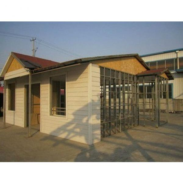 Economic and Popular new designed prefab house #1 image