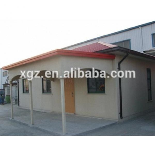 Modular Steel Structure Prefabricated House Movable Home #1 image