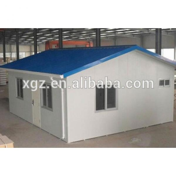 Movable Steel Frame Prefabricated House #1 image