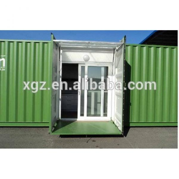 Good Design Prefab Steel Container House #1 image