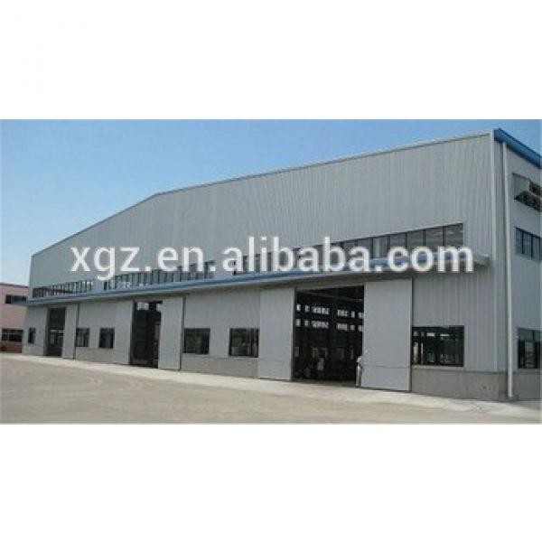 ISO & CE certificated light weight h steel house #1 image