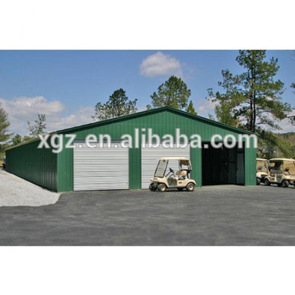 XGZ Metal Storage Shed/Carport/Garage #1 image
