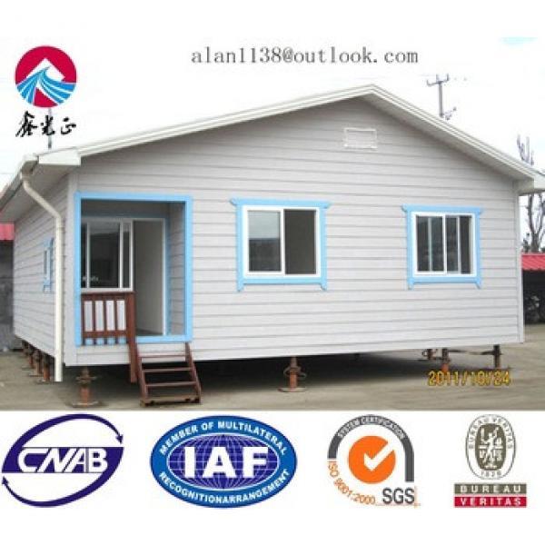 New Construction Sandwich Panel Prefabricated House #1 image