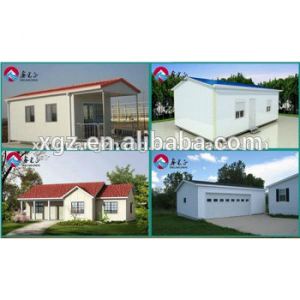 Low cost prefabricated house for tempary living #1 image