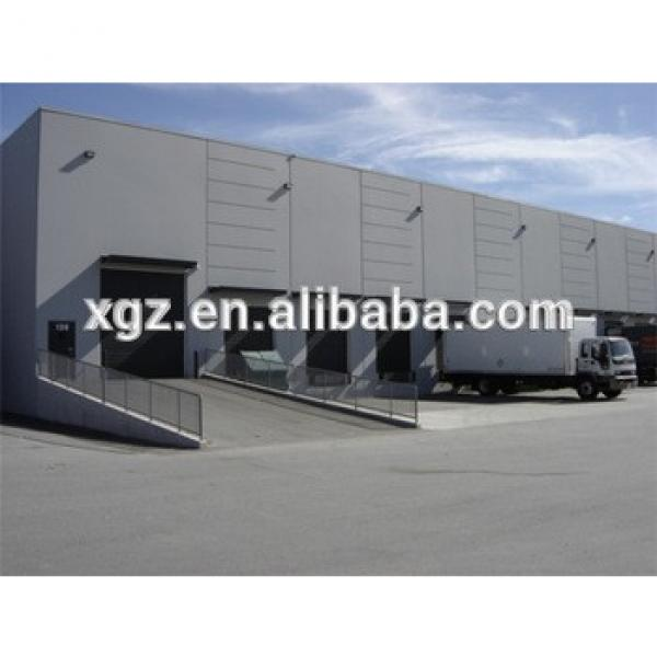 steel construction custom made steel industrial warehouse #1 image