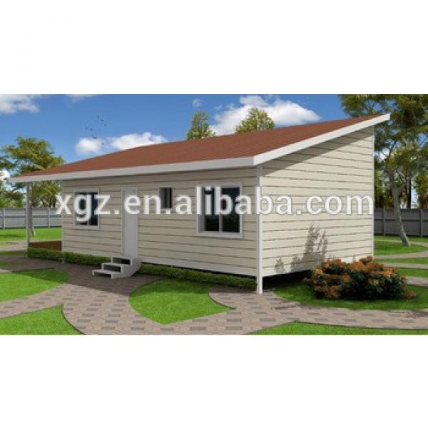 Easy Construction Low Cost Steel Prefab Home/House/Office #1 image
