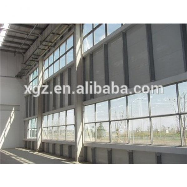 metal bolted connection low cost pre fabricated warehouse #1 image