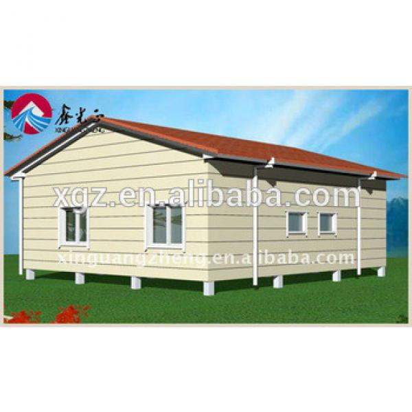 Confortable Living Mobile Prefabricated/Prefab House/ Villa for Holidays #1 image