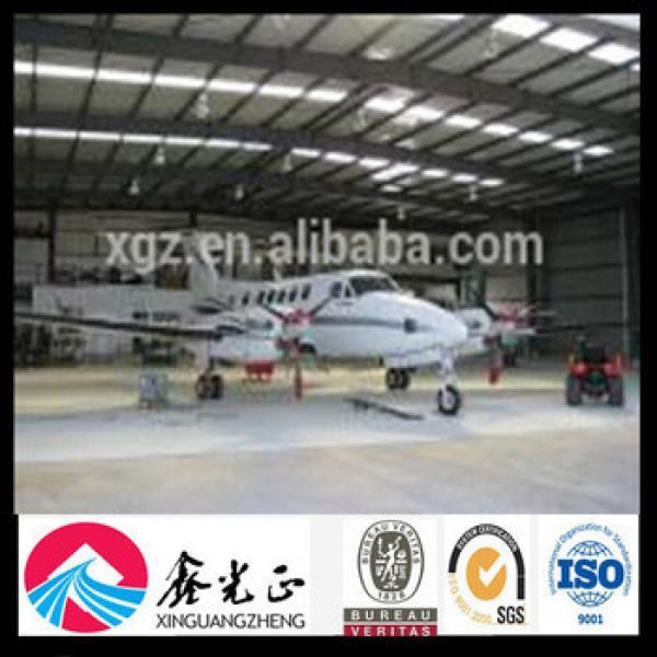 Metal Prefabricated Aircraft Hangar #1 image