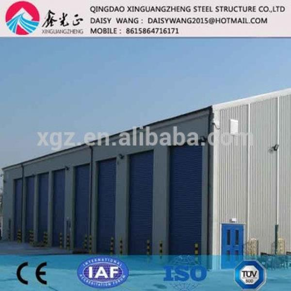 Self storage prefabricated steel building #1 image