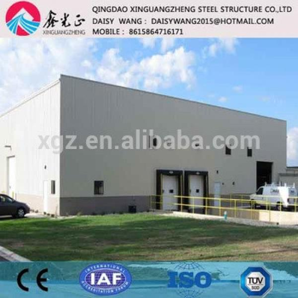 Manufacture pre engineered steel building warehouse #1 image