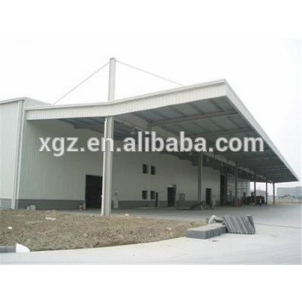 steel structural framework insulated warehouse tents for sale #1 image