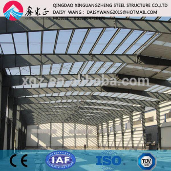 Made in China supplier prefabricated steel building #1 image