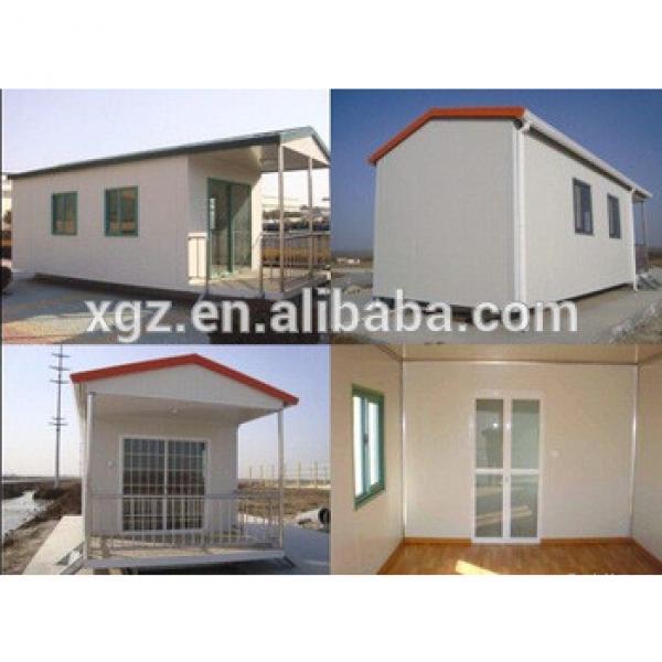 China High Quality Modern Modular Prefab Villa House Design #1 image