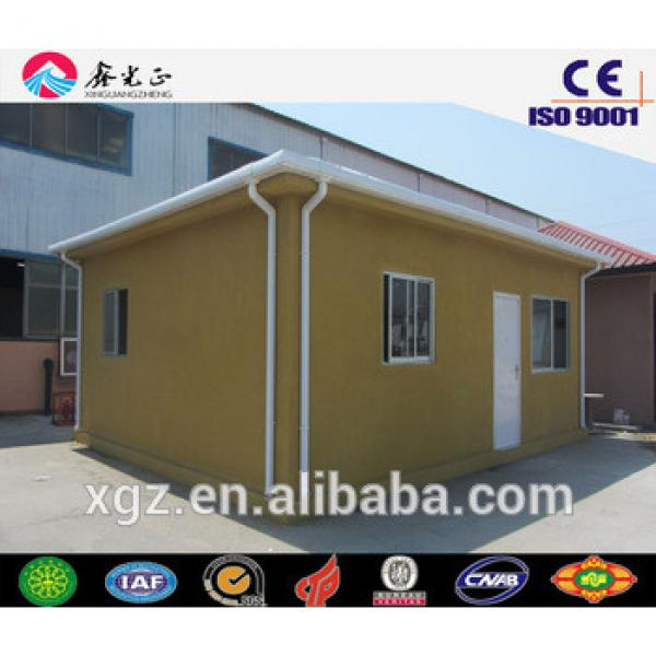 steel structure prefabricated house,modular light steel prefab house #1 image