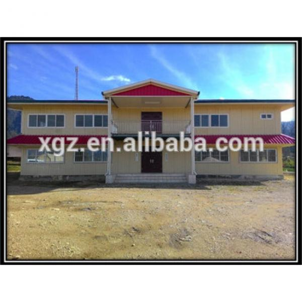 China Qualified steel structure construction prefabricated house for office warehouse school #1 image