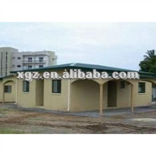 easy assemble Prefabricated house as living house and office #1 image