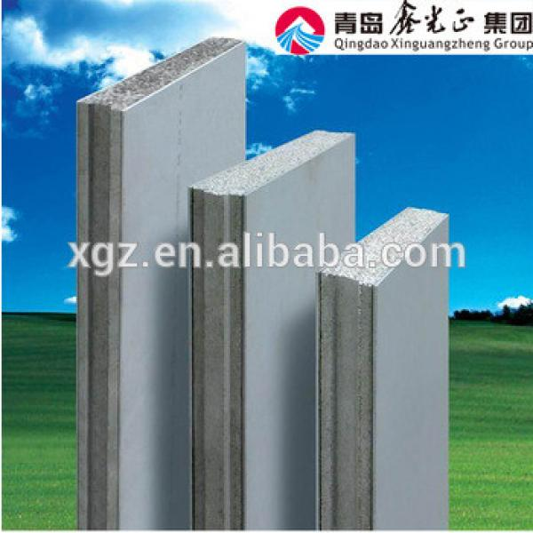 light weight saving energy foam cement broad/EPS cement panel #1 image