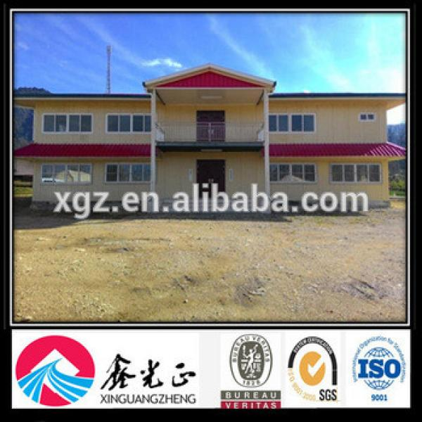 New Style and Fast Assembly Prefabricated School Steel Building #1 image