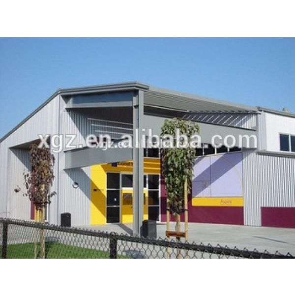 Large Space Prefabricated School Steel Building #1 image