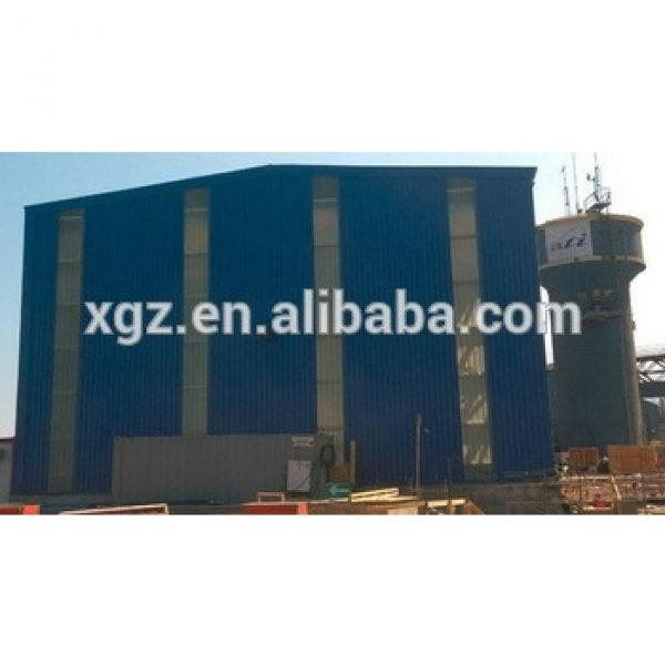 construction design fast erection steel structure house #1 image