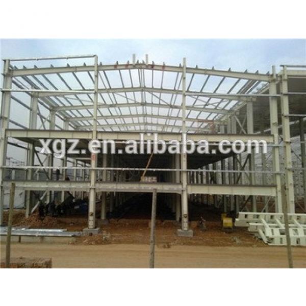 demountable fast construction steel structure design #1 image