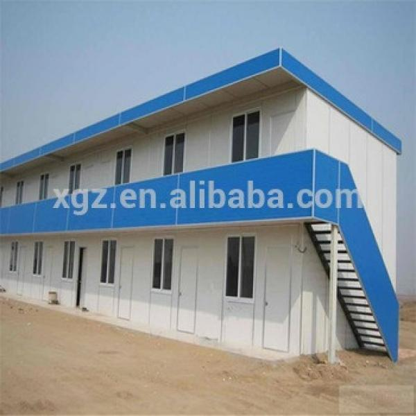 Cheap Prefabricated Light Gauge Steel Structure House For Office #1 image