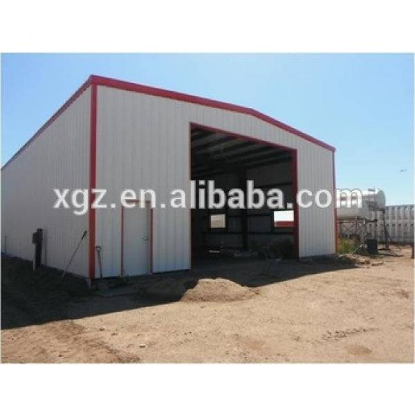 Hot sales Good Quality Prefabricated Warehouse Building #1 image